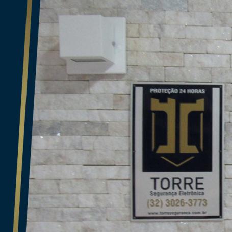 Torre Segurança Eletrônica | Alarme | CFTV | Juiz de Fora
